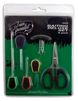 SPECIMEN BAITING DELUXE SET