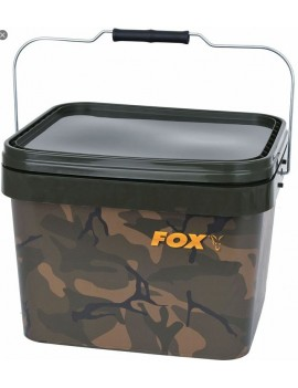 FOX CAMO SQUARE BUCKETS 10L