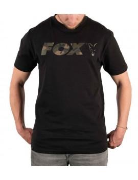 FOX CAMISETA NEGRA