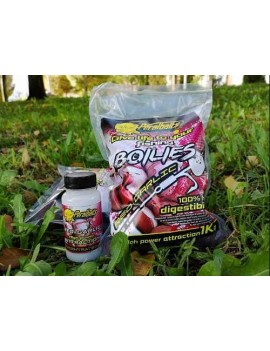 PERALBAITS BOILIES RED...
