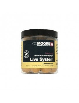 CCMOORE LIVE SYSTEM BOILIES...