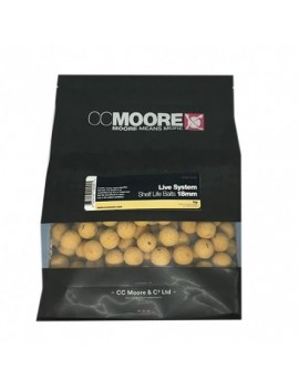CCMOORE BOILIES LIVE SYSTEM...