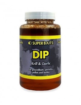 SUPERBAITS DIP KRILL &...